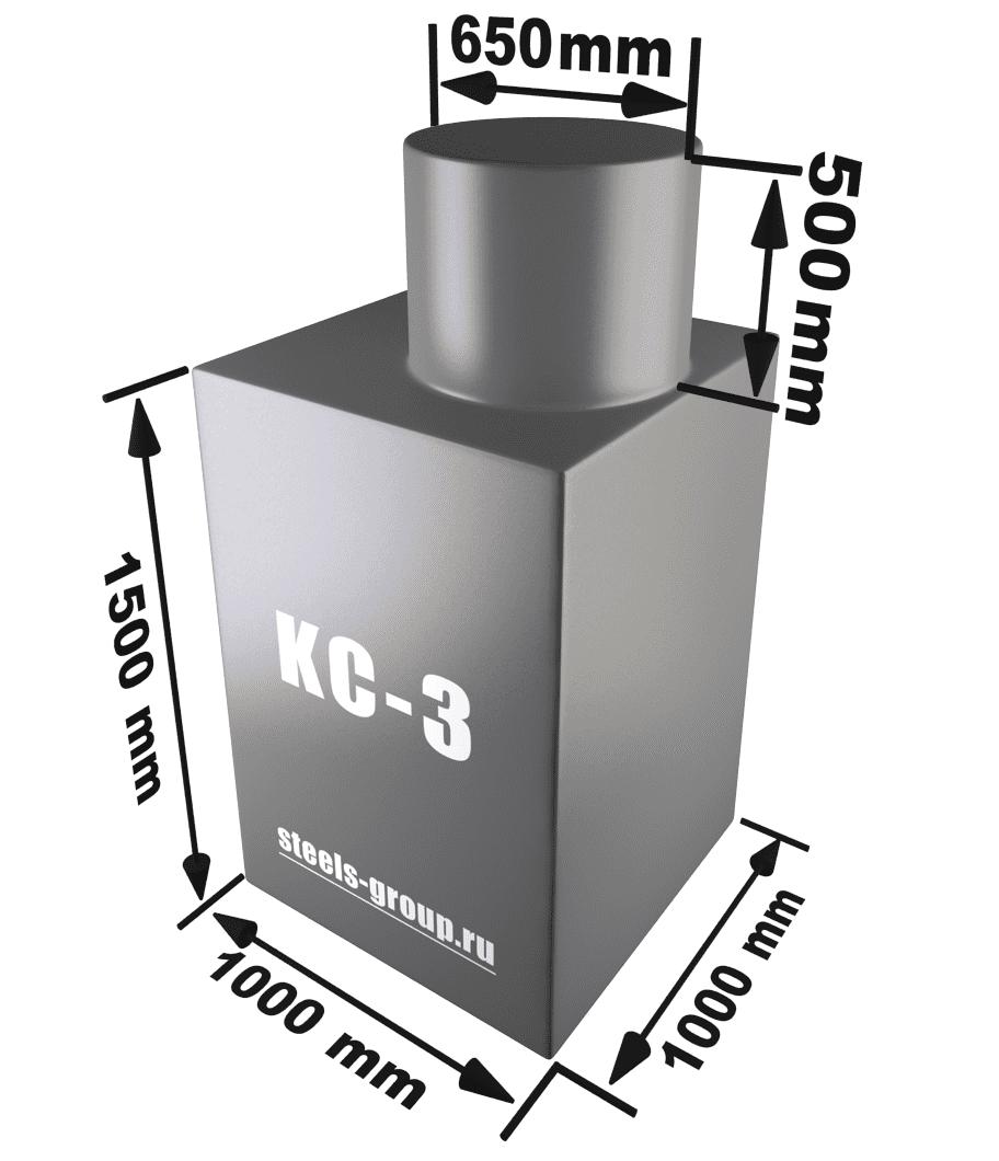 плита ребристая 12х3 серия