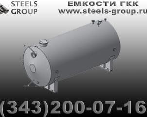 емкостной аппарат ГКК 1-1-80-0,07