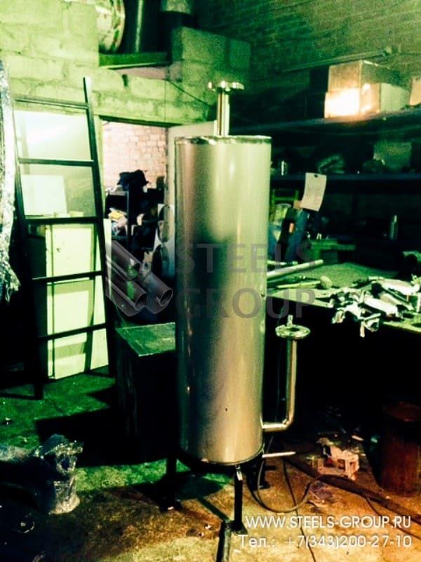 Бак для смешивания горячей воды