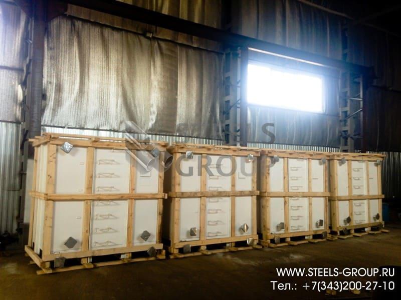 Производство баков БВ 6 для ЛАЭС