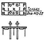 м2-13-2, м2-22