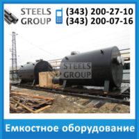 Емкостное оборудование, Емкости подземные 25м3, отправка ЖД транспортом