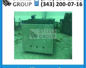 Аппарат ВЭЭ из нержавеющей стали