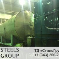 Резервуары стальные РГС