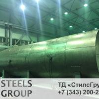 Резервуары РГС из нержавеющей стали