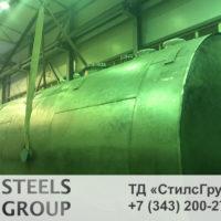 Резервуары РГС стальные