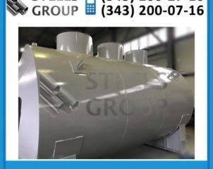 Ёмкость подземная 20 м3 ГКК-1-1-1-20-0,07-У