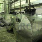 Баки с термоизоляцией и подогревом