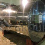 Емкость РГСН-10 в теплоизоляции, с гидроизоляцией с греющим кабелем
